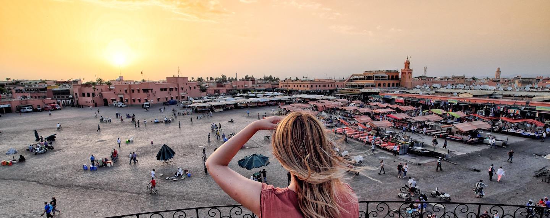 O aromatach Marrakeszu z Krytyką Kulinarną
