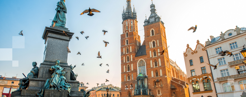 Podróżni z których krajów najchętniej odwiedzali Polskę latem?